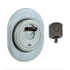 Протектор DISEC MAGNETIC 3GDM LEVER KEY OVAL 15 мм